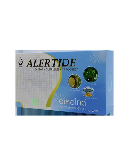 อเลอไทด์ Alertide สำหรับสมองและระบบประสาท