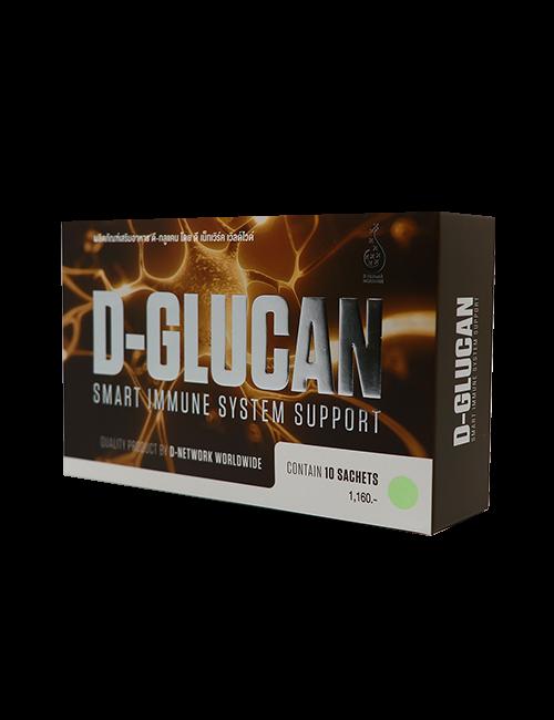 ดีกลูแคน (D-Glucan) เพื่อเสริมสร้างภูมิคุ้มกัน
